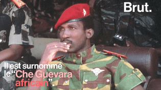 Thomas Sankara (BRUT)