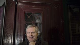 Bernard Devert,président de l'associationHabitat et Humanisme, le 9 décembre 2013. (XAVIER DE TORRES / MAXPPP)