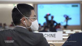 """Complément d'enquête. Diplomatie des """"loups guerriers"""" : quand la Chine veut redéfinir les droits de l'homme à l'ONU (COMPLÉMENT D'ENQUÊTE/FRANCE 2)"""