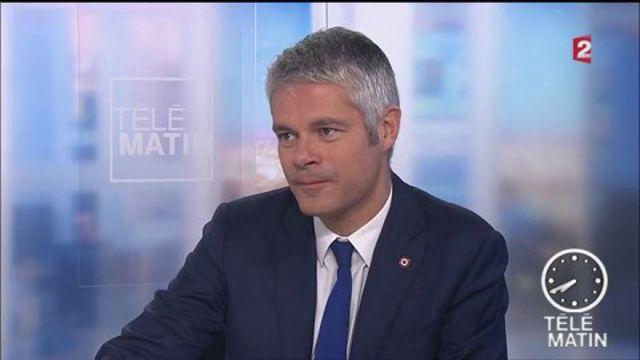 """Laurent Wauquiez, invité des """"Quatre vérités"""""""