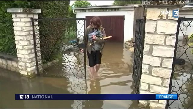 Inondations : Saint-Mammès un an après la montée des eaux