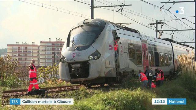 Collision mortelle : quatre personnes percutées par un train
