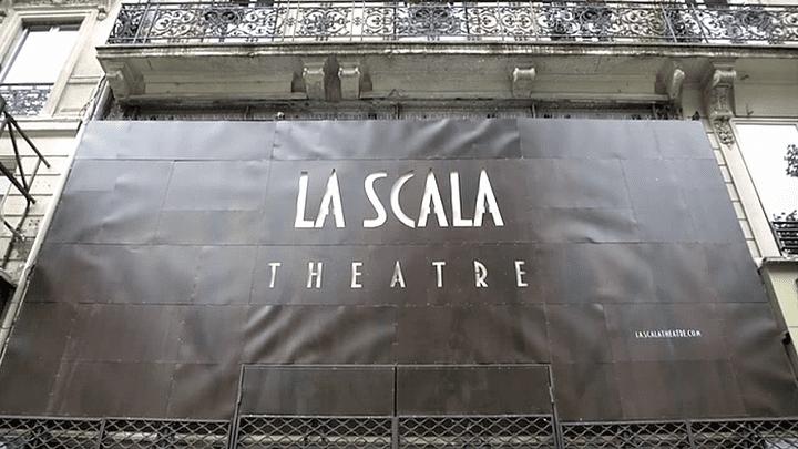 La Scala est située au 13 Boulevard de Strasbourg dans le 10e arrondissement de Paris  (France 3 / Culturebox )