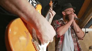 Mojo Machine, le sextet de blues breton fête ses dix ans d'existence  (France 3 / Culturebox )