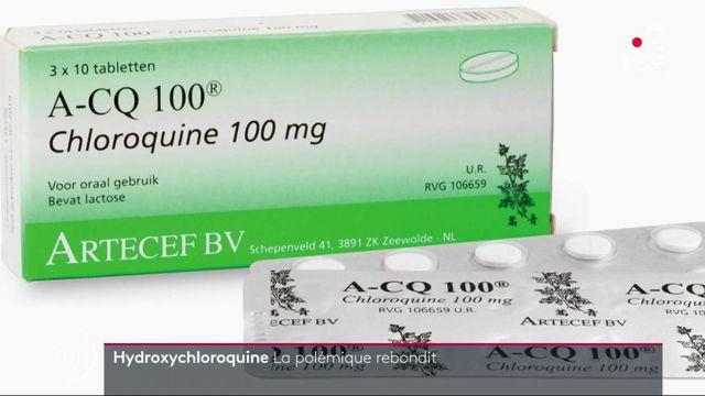 Hydroxychloroquine : l'OMS reprend les essais cliniques après l'alerte de la revue The Lancet
