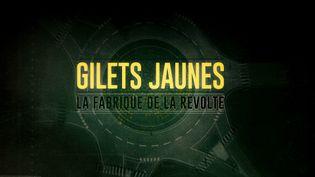 """Le documentaire """"Gilets jaunes: la fabrique de la révolte"""" réalisépar Maxime Darquier, est diffusé sur France 5. (TOGETHER STUDIO)"""