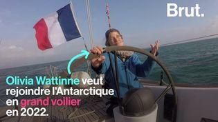 VIDEO. L'Estrella Lab, un bateau capable d'embarquer des personnes en situation de handicap (BRUT)