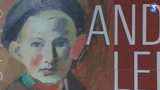 André Lemaître a peint la Normandie  (Culturebox)