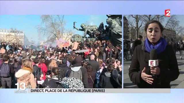 Manifestation étudiante contre la loi travail : quelle mobilisation à Paris ?