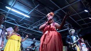 Antilles : la tradition du Chanté Nwel (CAPTURE D'ÉCRAN FRANCE 3)