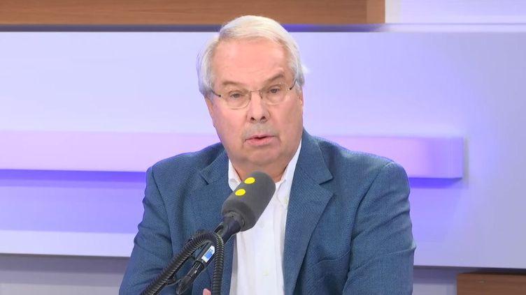 Marc Rochet,président d'Air Caraïbes et de French Bee. (FRANCEINFO / RADIO FRANCE)