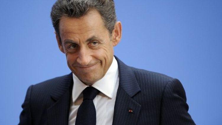 Nicolas Sarkozy devrait s'adresser aux Français par le biais de la télévision ce jeudi (AFP)