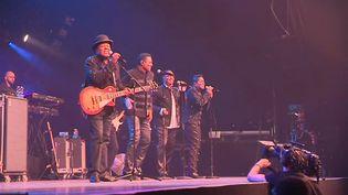 The Jacksons à Jazz in Marciac le 11 août 2019. (J. Pigneux / France Télévisions)