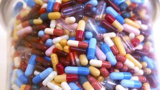 Le prix des médicaments sans ordonnance aaugmenté de 4,3% en un an, selon le baromètre annuel de l'association Familles rurales. (MAXPPP)
