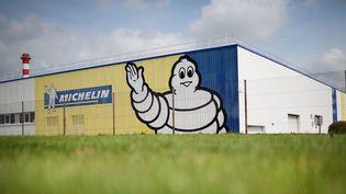 L'usine Michelin de La Roche-sur-Yon, le 22 avril 2016. (JEAN-SEBASTIEN EVRARD / AFP)