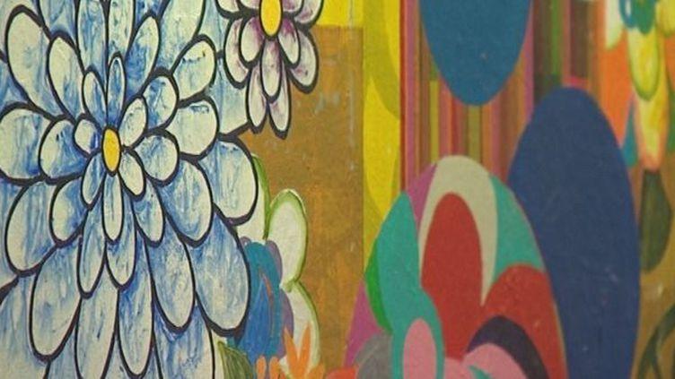 Treize toiles de maîtres en un même lieu  (Culturebox/France 3 Côte d'Azur)