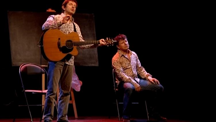 Kent et Yannick Jaulin en concert pour l'association Pomme Cannelle  (France 3 - Culturebox)