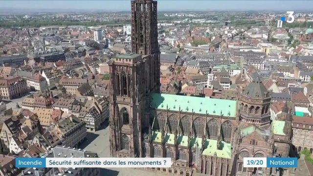 Cathédrales : sécurité suffisante dans les monuments ?