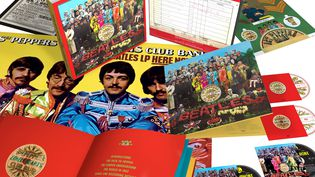 L'edition anniversaire Super Deluxe  (Apple Corps Ltd.)