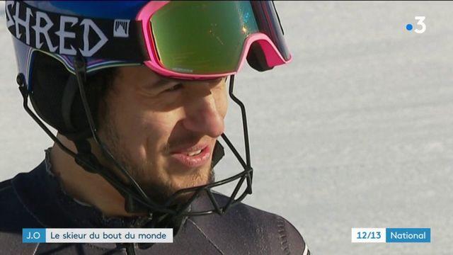 Jeux Olympiques : Yohan Goutt Goncalves, le skieur du Timor oriental