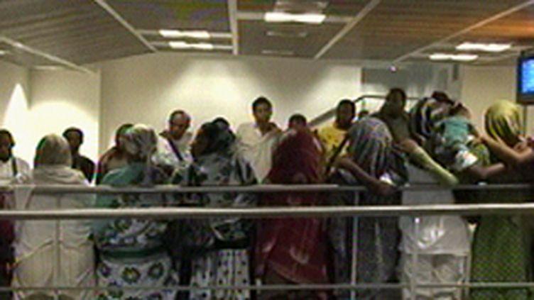 départs des Comoriens (© France 3)