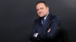 L'ancien patron de l'agence de communication Bygmalion,Bastien Millot, le 8 février 2012, à Paris. (BALTEL / SIPA)