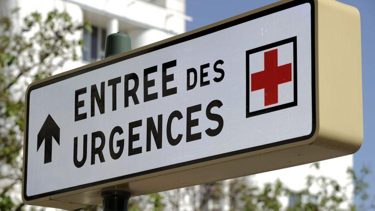 (L'AMUF et la CGT appellent à une grève illimitée dans les services d'urgences à partir du 22/12 © MaxPPP)