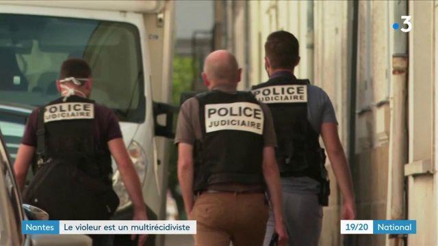 Nantes : le violeur est un multirécidiviste