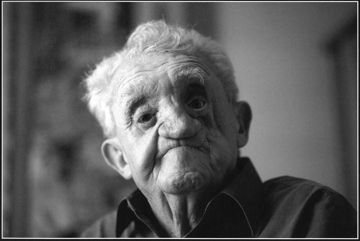 Jacques Fuksa, blessé en Indochine.  (Armand Rouleau)