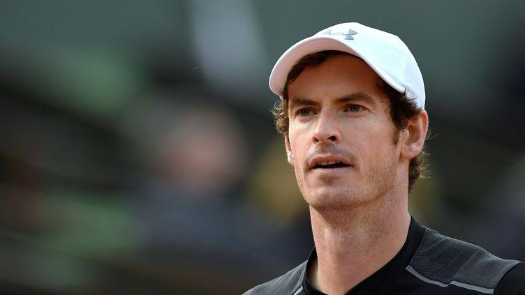 Andy Murray (MIGUEL MEDINA / AFP)