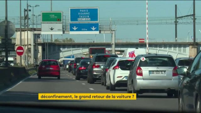 Déconfinement : la voiture va-t-elle faire son grand retour ?