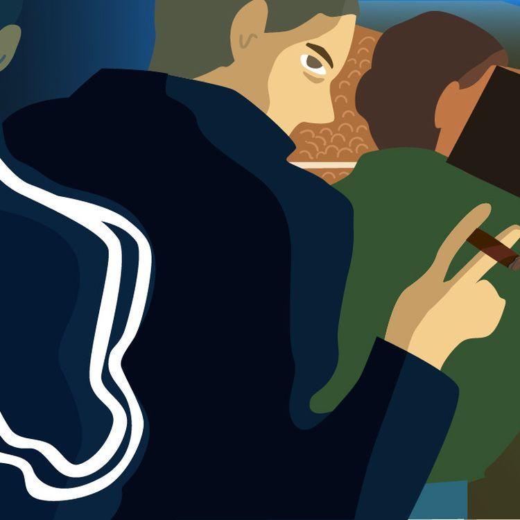 Des sportifs et des dirigeants racontent à franceinfo le long chemin qu'il reste à parcourir avant de briser l'omerta sur les violences sexuelles. (JESSICA KOMGUEN / BAPTISTE BOYER / FRANCEINFO)