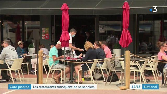 Côte picarde : les restaurants manquent de saisonniers