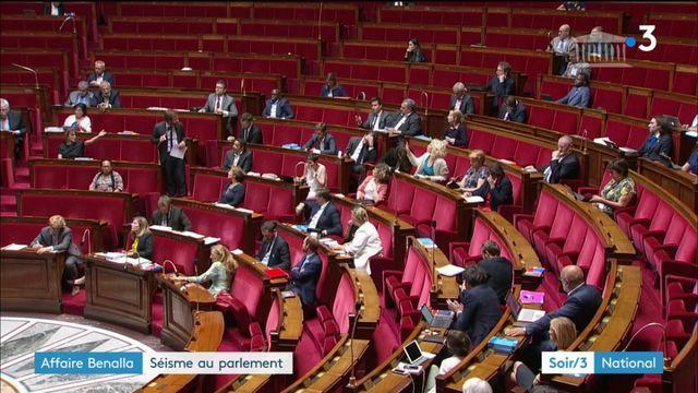 Affaire Benalla : séisme à l'Assemblée