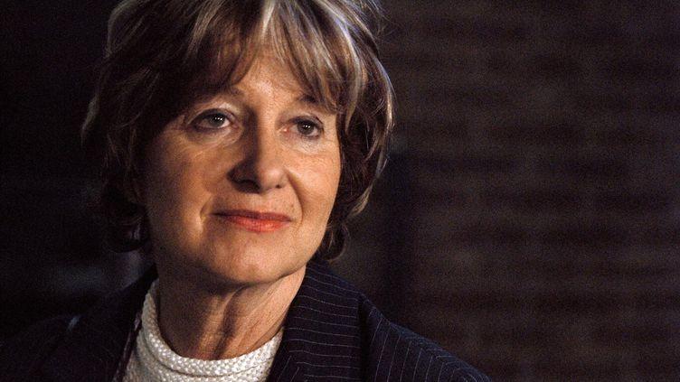 Marie de Hennezel, le 24 janvier 2003, à Versailles. (JEAN AYISSI / AFP)