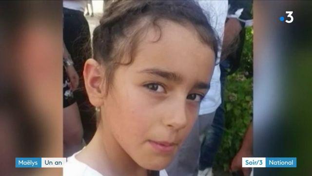 Hommage à Maëlys, fillette enlevée et tuée il y a un an