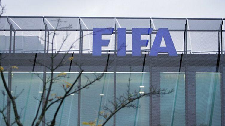 Le siège de la FIFA à Lausanne