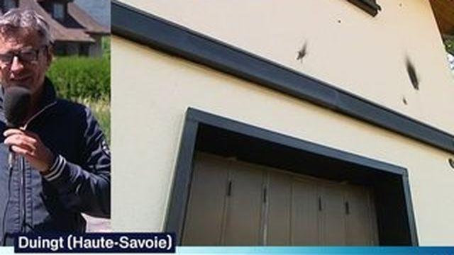 Haute-Savoie : des pompiers pris en embuscade