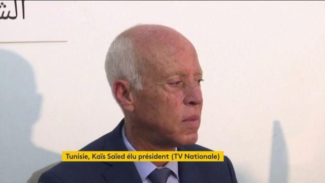 Tunisie : mission ardue pour le nouveau président Kaïs Saïed