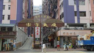 Les Chinois du continent rechignent à visiter Hong Kong depuis le début du mouvement de contestation. (JEREMY TUIL / RADIO FRANCE)