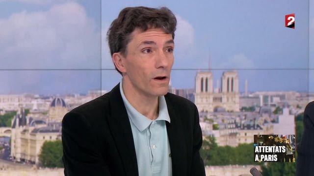 Selon l'ancien juge anti-terroriste, des jihadistes se revendiquant de l'Etat islamique avaient déjà imaginé des attentats comparables à ceux qui ont frappé Paris vendredi soir.