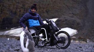 Antarctique : un aventurier tétraplégique se lance à la conquête du continent blanc (FRANCE 3)