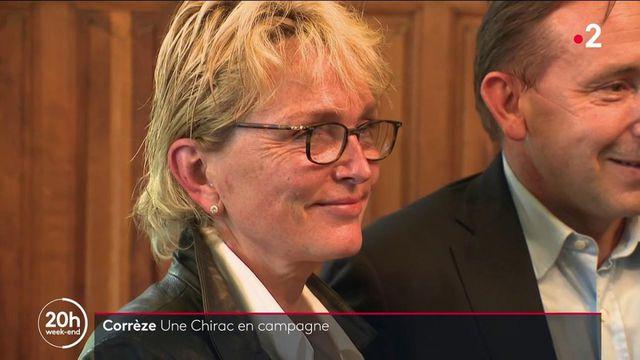 Corrèze : une nouvelle Chirac en campagne pour les élections départementales