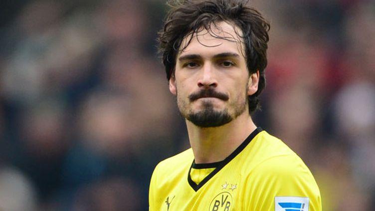 Le défenseur du Borussia Dortmund, Mats Hummels
