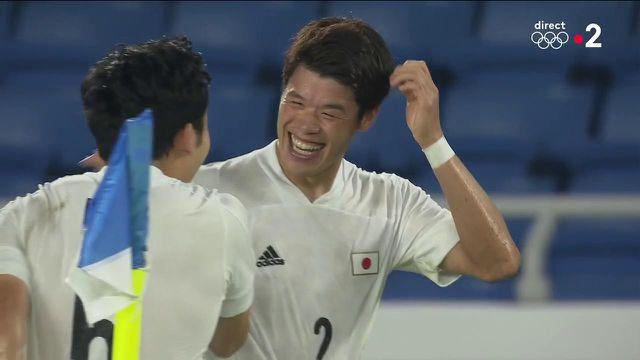 L'ancien Marseillais Hiroki Sakai marque en première période le deuxième but pour le Japon qui complique encore un peu plus la qualification des Bleus pour les quarts de finale (0-2).