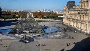 """Le musée du Louvre vient d'acquérir la fresque """"Junon au millieu des nuées"""" deGiambattista Tiepolo, figure importante de la peinture baroque italienne (CHESNOT / GETTY IMAGES EUROPE)"""