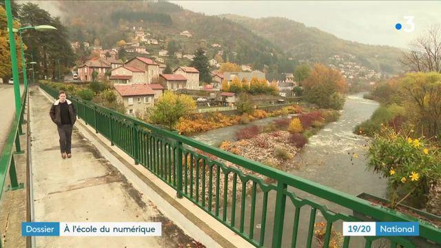 Ardèche : une école du numérique pour valoriser la région