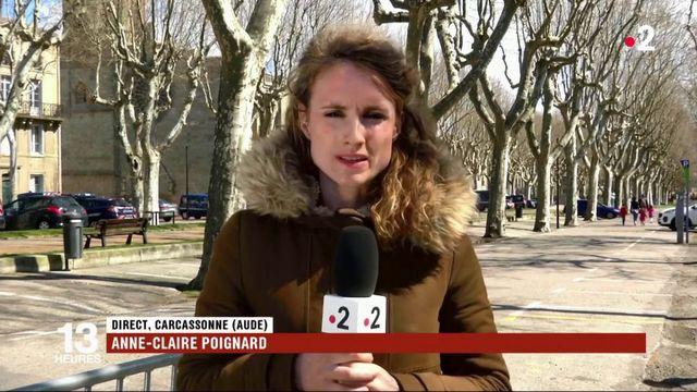 Carcassonne : les obsèques d'Arnaud Beltrame