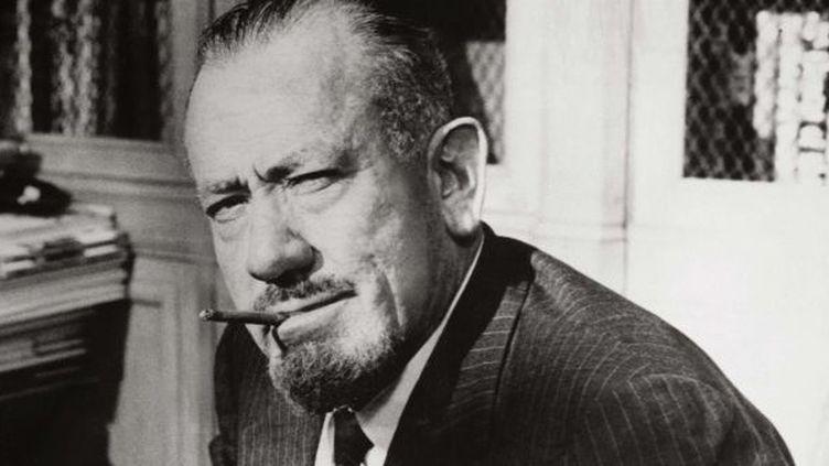 L'écrivain américain John Steinbeck  (Underwood Photo /SUPERSTOCK/SIPA )