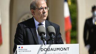 Mohammed Moussaoui, le président du CFCM, en juillet 2020.  (JEAN-CHRISTOPHE VERHAEGEN / AFP)